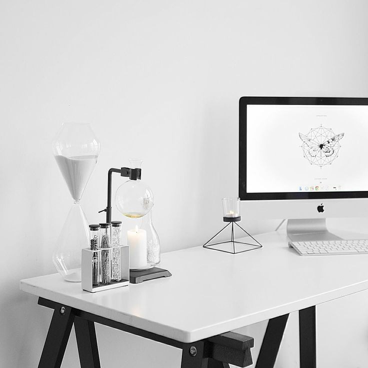 best 25+ minimalist desk ideas on pinterest | desk space, desk