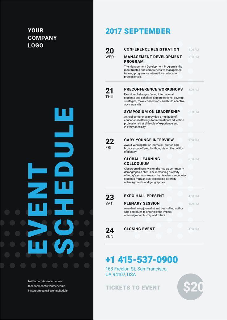 Set Flyer Broschure Hintergrund Banner Designs