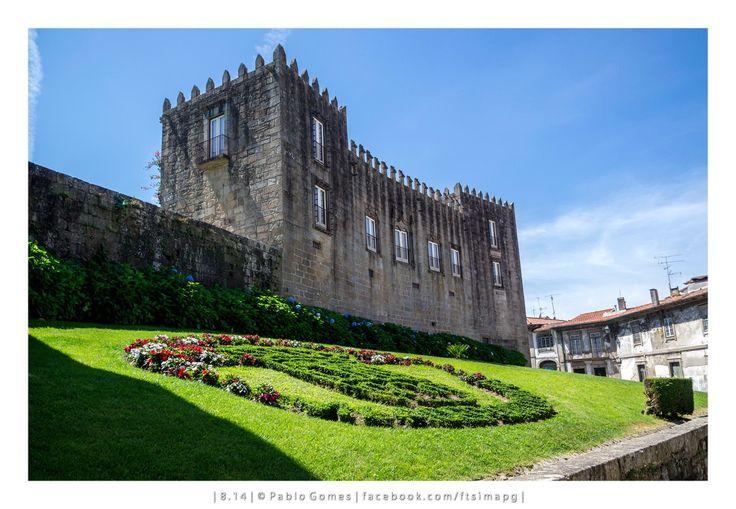 Paço do Marquês / Palacio del Marqués / Palace of the Marquis [2014 - Ponte de Lima - Portugal] #fotografia #fotografias #photography #foto #fotos #photo #photos #local #locais #locals #cidade #cidades #ciudad #ciudades #city #cities #europa #europe #tourism #arquitectura #architecture @Visit Portugal @ePortugal