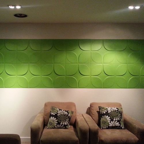 Wallart designpanels and walldecor give an extra dimension to your walls wall panels and tiles in 24 stunning designs
