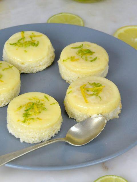Cuuking! Recetas de cocina: Pastelitos de limón de Juego de tronos