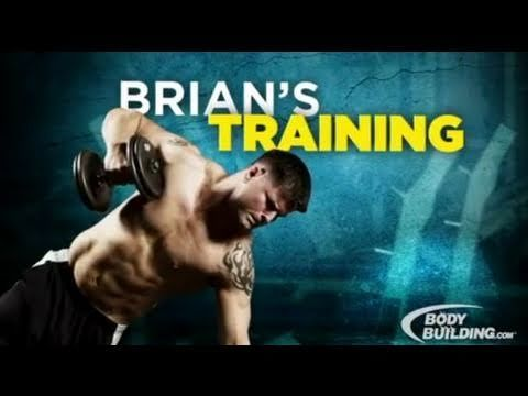 Training with Brian Stann