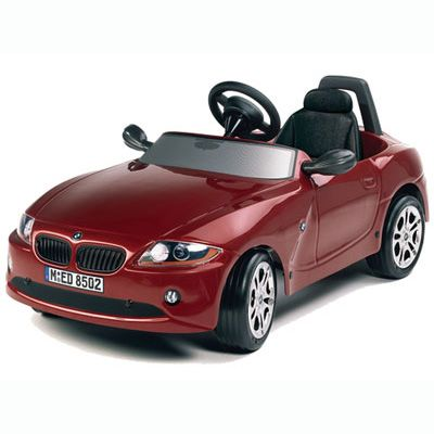 hibba this toy bmw is the perfect little battery car to let your kids catch a breeze in
