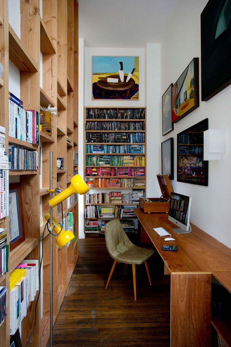 Bookshelf rehab: 33 Amazing ways to add color coordinated books