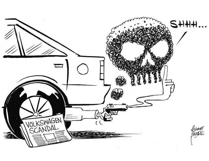 VW faces billions in fines and damages worldwide.