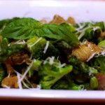 Morčacie teryiaki s brokolicou a špargľou