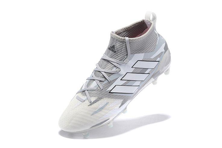 super popular 37d85 9dd0b ... 2017 adidas ace 17.1 primeknit fg clear grey white core black adidas  ace pinterest
