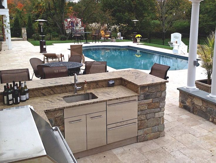 We Invite You To Enjoy These Danver Outdoor Living Spaces And Kitchens, And  Encourage You To Use Them As Inspiration For Your Own Project.