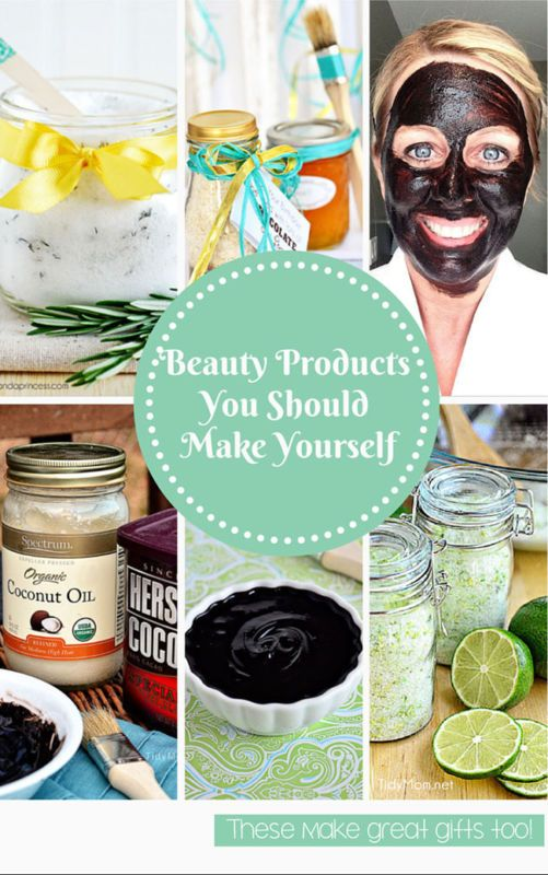 Don't think you need to head to an exclusive spa for top notch aromatherapy treatments—it's super easy to DIY your way into the chill zone with  beauty products you can make at home and give as gifts as well!