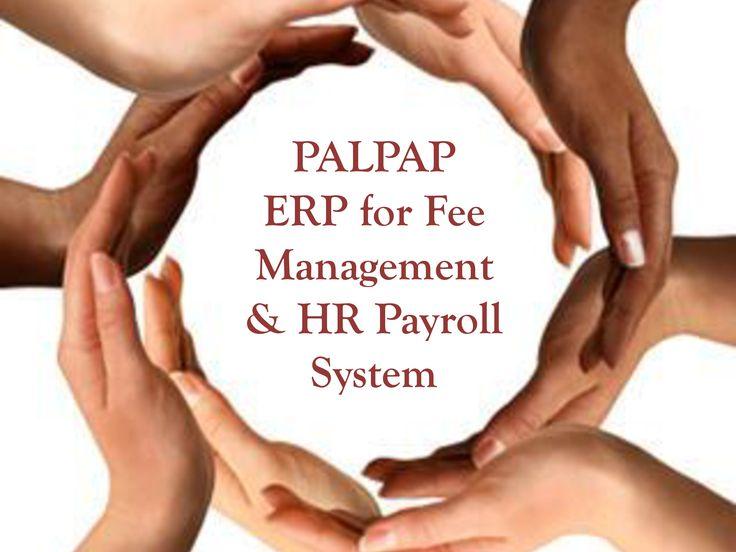 PALPAP  ERP for Fee Management & HR Payroll System