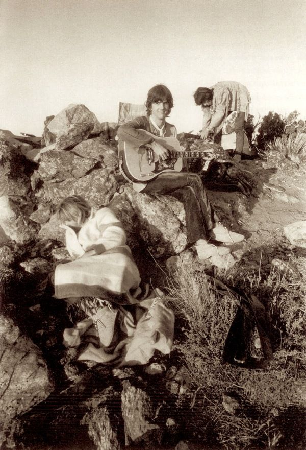 1969 DESERT TRIPPIN' - Gram Parsons, etc.