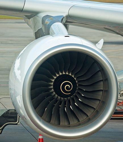 Rolls-Royce RB211 Trent 900 Qantas Airbus A380-842