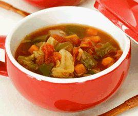 脂肪燃焼スープで短期間で痩せる