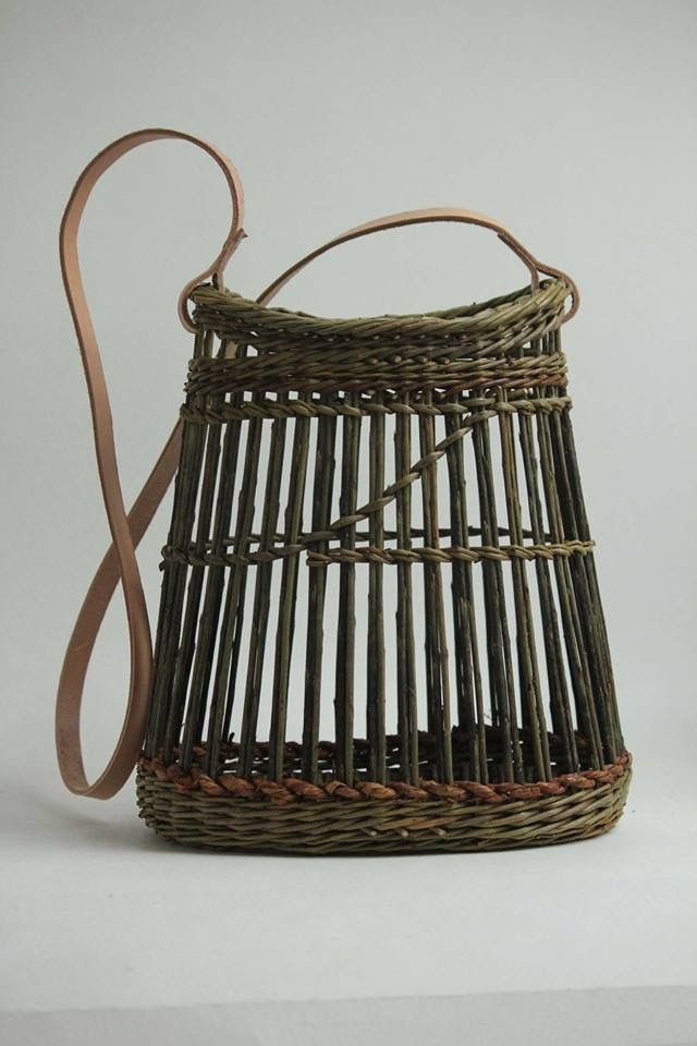 Basket Weaving With Bamboo : Best ikebana baskets images on