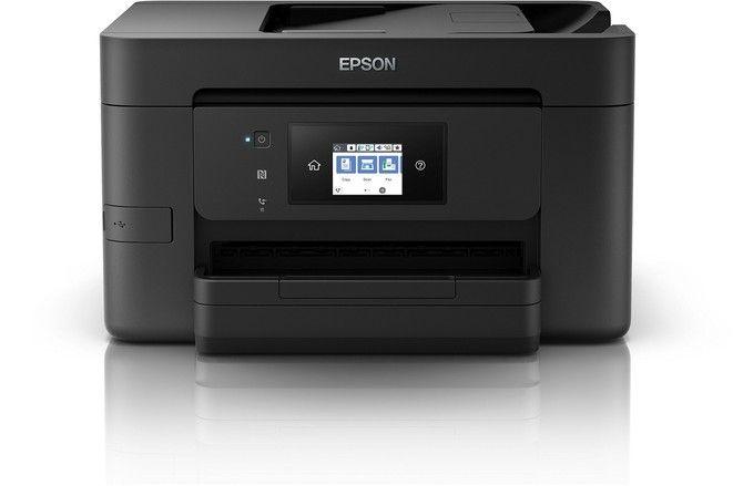 Epson Workforce Pro Wf 3720dwf A4 Colour Multifunction Inkjet