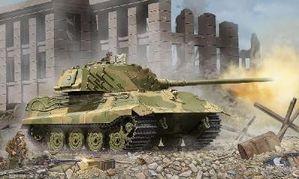 German E75 Panther (75-100 Ton) Tank  Stuks