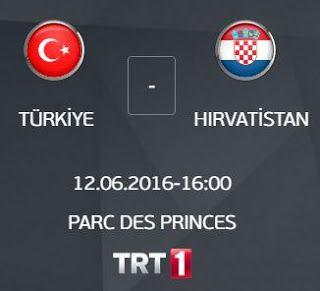 Türkiye - Hırvatistan