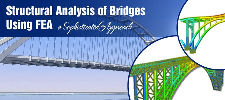 Structural Analysis of Bridges Using FEA