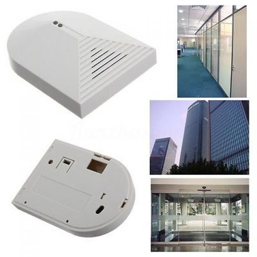 2pcs 12v Wired Glass Break Sensor Detector Security Alarm System For Home Offic Unknown 2 X
