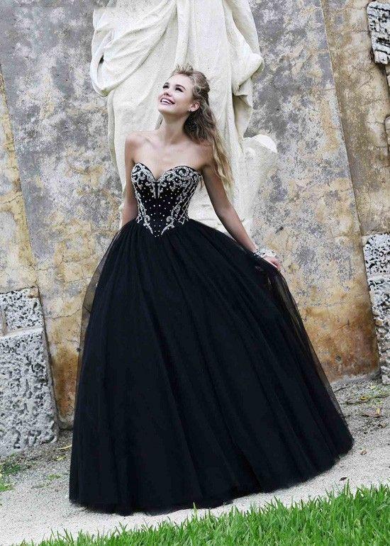 Cheap Corset Prom Dresses 107