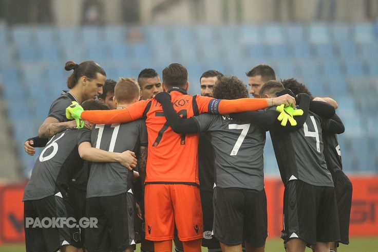 Φωτογραφικό υλικό από το ΑΕΠ Ηρακλής-ΠΑΟΚ για την 22η αγωνιστική της Super League.
