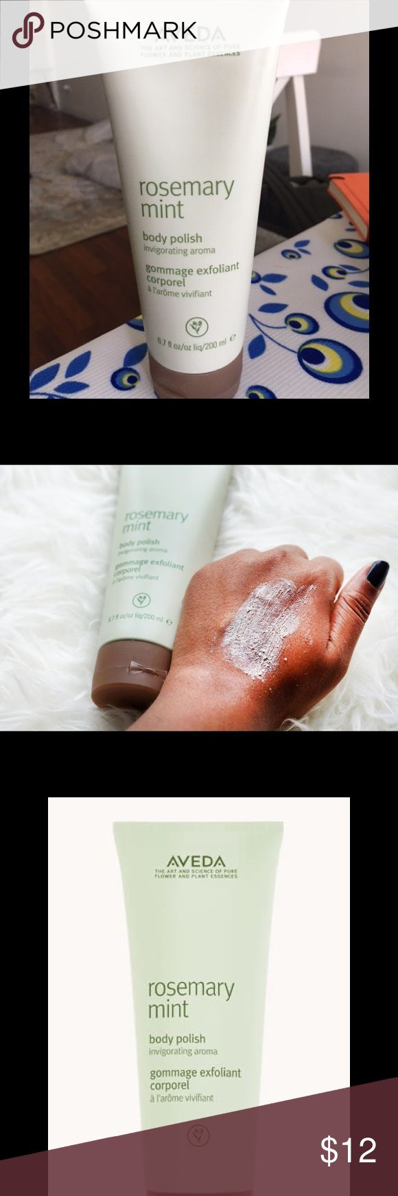 Body polish from Aveda Body exfoliant Aveda Makeup