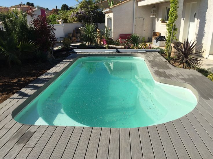 27 best Piscine images on Pinterest Houses with pools, Pool houses