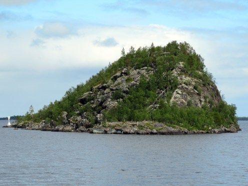 Ukonsaari Inarijärvi Finland