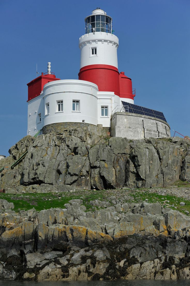 Skerries #Lighthouse - Anglesey, #Wales    http://dennisharper.lnf.com/