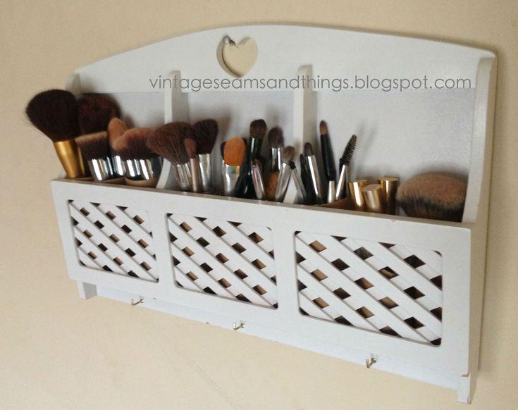 makeup brush holder - Google Search