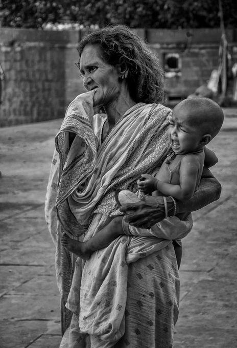 "Photo ""AGONY"" by indranildutta"