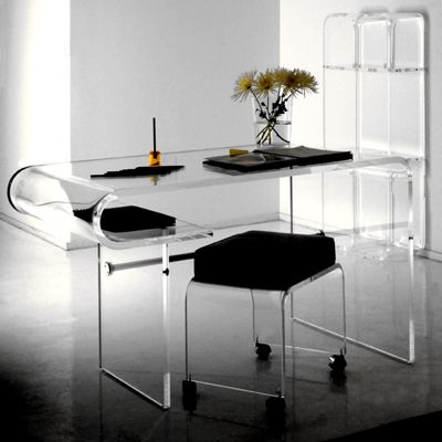 Find This Pin And More On Acrylic Furniture