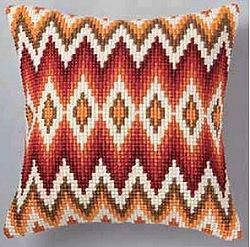 Marrakech Bargello Style Cross Stitch Tapestry Kit 962V