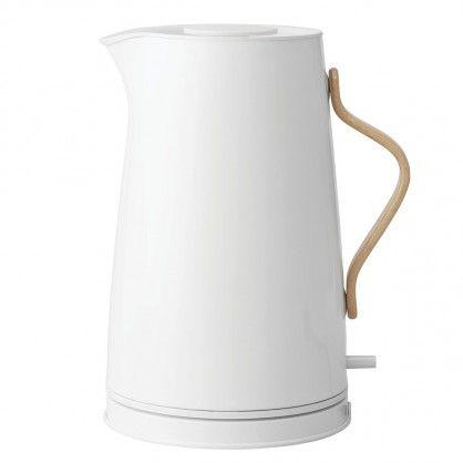 Stelton Wasserkocher Emma 1,2 l chalk weiß