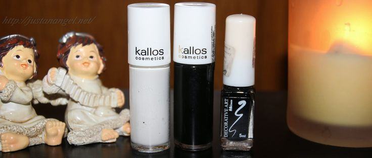 JustAnAngel.net: Colectia mea de oje Part II -My nailpolish stash Kallos nail art 04; -Kallos nail art 06; -Decorative art Ablines