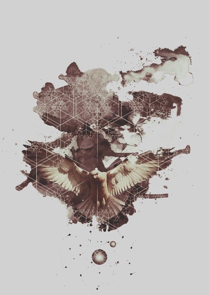 The blot testsModern Art, Inspiration, Maxim Borisenkov, Artsy Stuff, Fine Art, Graphics Design, Geometric Collage, Geometric Design, Creative Shit Art