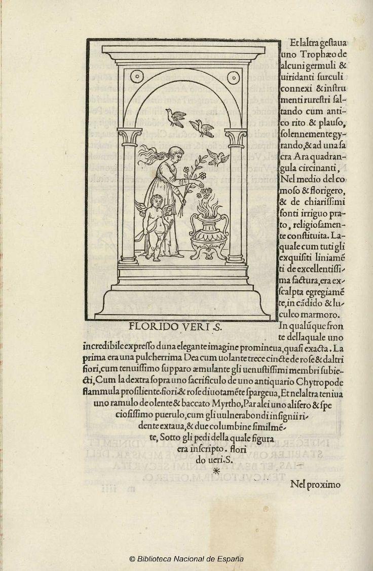 Hypnerotomachia Poliphili. Colonna, Francesco — Libro — 1499