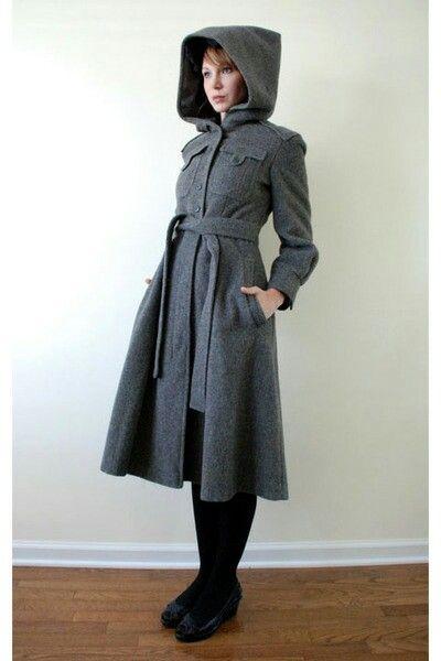 Grey Riding Hood