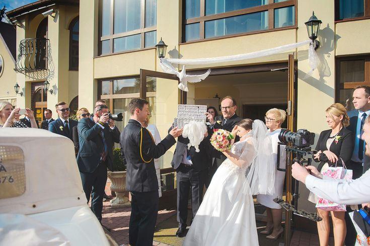 Przyjęcie weselne w Jarosławiu