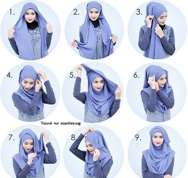Islamic Hijab Fashion