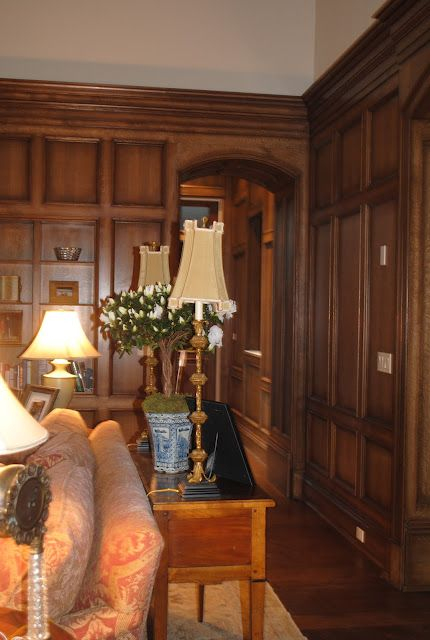 Antique Wood Paneling For Walls: 21 Best English Oak Images On Pinterest
