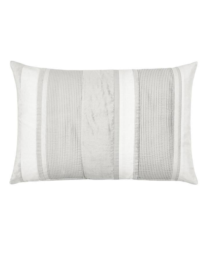 Catalina Silver Stripe Cushion #lauraashleyhome