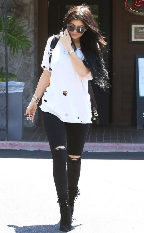 Kylie Jenner Mais