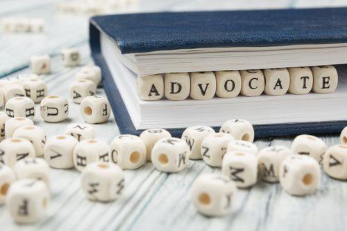Advocate for pulmonary fibrosis