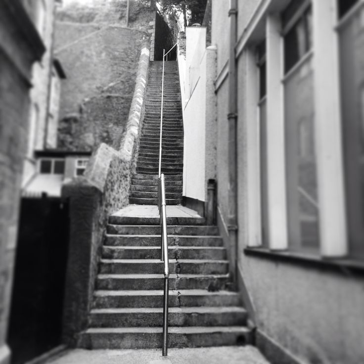 Jacobs Ladder #Fslmouth #Cornwall