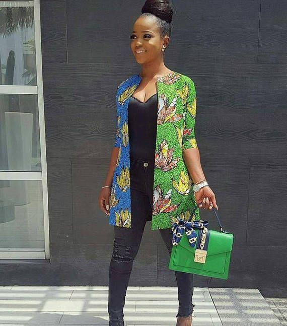 Vestes à la mode Ankara