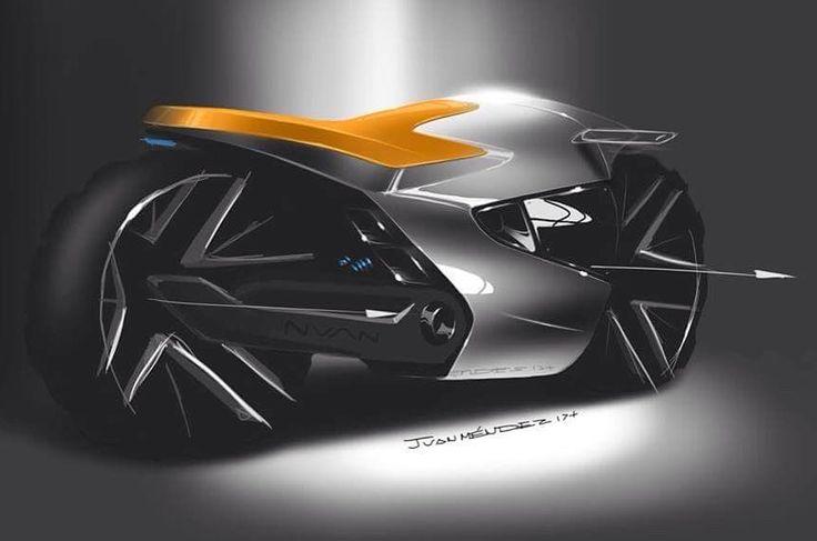 "105 Likes, 1 Comments - Juan Méndez (@mendezign_ds) on Instagram: ""#motorrad #design #sketch #transportdesign #dailysketch #bike"""