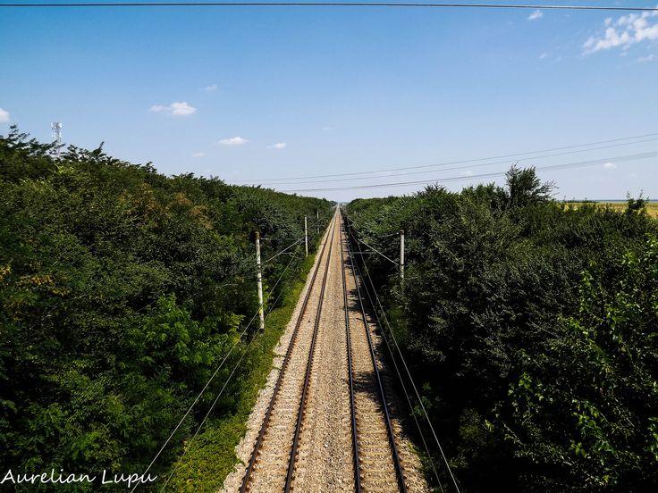The railway by Aurelian Lupu on 500px