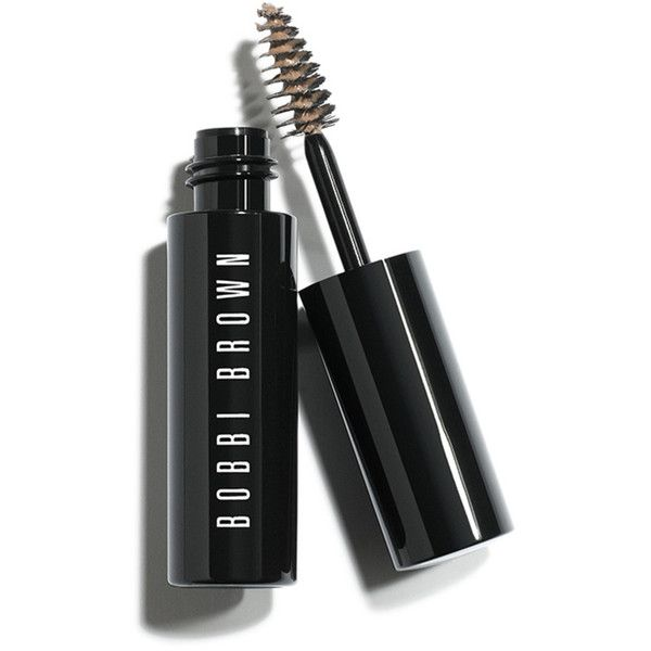 Bobbi Brown Natural Brow Shaper & Hair Touch Up (1.260 RUB) ❤ liked on Polyvore featuring beauty products, makeup, eye makeup, brow makeup, bobbi brown cosmetics, eye brow makeup, eyebrow makeup and eyebrow cosmetics