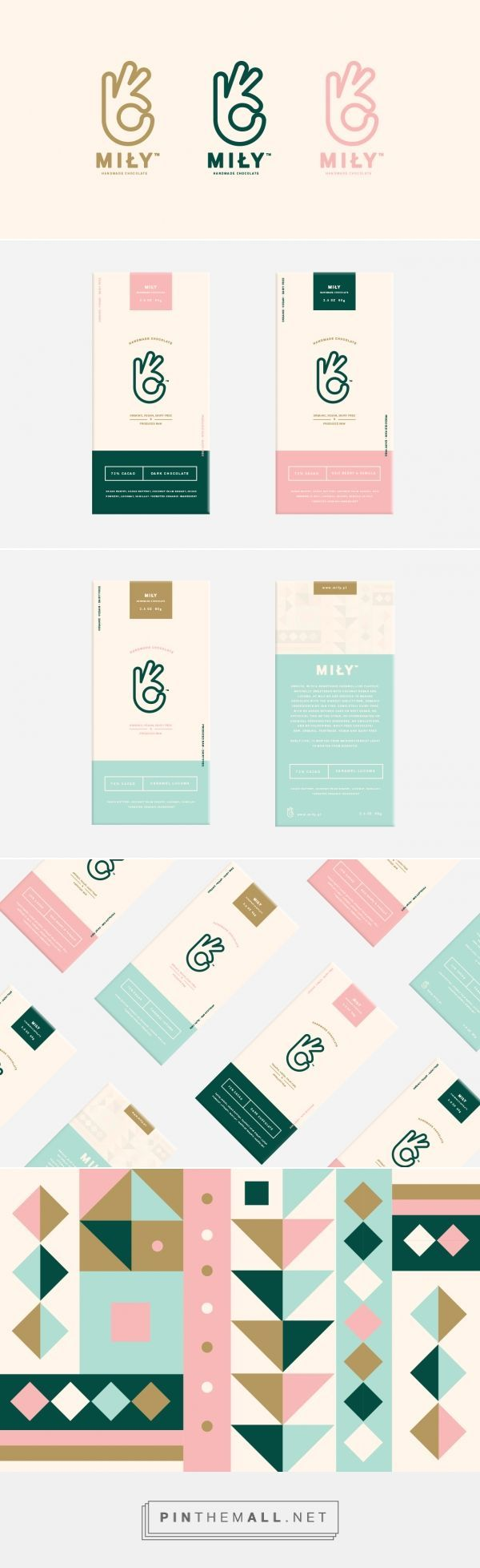 Miły – Chocolate by Lucas Jubb. If you like UX, design, or design thinking…